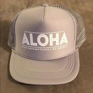 Accessories - Aloha Kahanamoku Klassic Trucker Hat